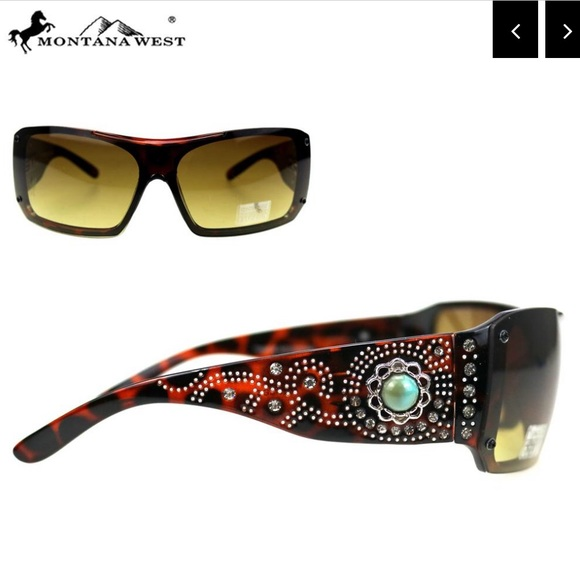 Montana West Accessories - Montana West Western Collection Sunglasses